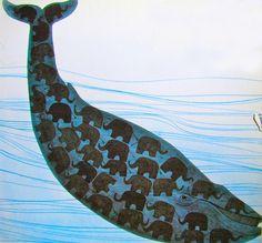 elephant whale