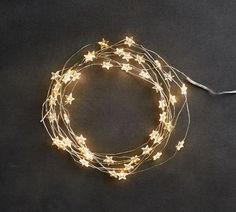 LED 30 Star Fairy Lights Battery Operated on Long Silver Color Copper Wire String Lights for Outdoor Indoor Xmas Party use. Star String Lights, White String Lights, String Lights Outdoor, String Lighting, Star Lights, Nursery String Lights, Moon Lights, String Lights In The Bedroom, Best Christmas Lights