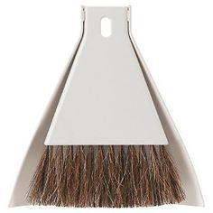 Hand broom & dustpan#muji life