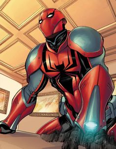 spiderman   Spider-Man's Costume Through The Years