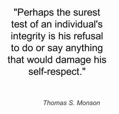 Integrity #quotes
