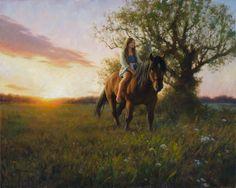 """""""An Old Friend"""" by Robert Duncan 2013"""