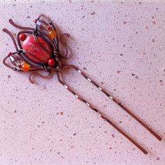 Creative Dad Makes Beautiful Jewelry From Scrap Metal