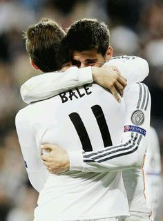 Bale & Morata.