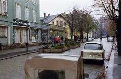 7 November 1989. RADEBEUL, Dresden. with Duo 4/1 and Trabants, DDR | by…