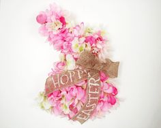 Stencil a Message on a Custom Wreath - The Cat's Pajamas PaperArts
