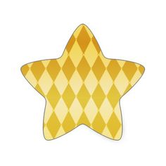 Harlequin Diamond Pattern Stickers