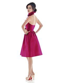 Alfred Sung Style D468 http://www.dessy.com/dresses/bridesmaid/d468/?color=sangria=1197#.UfiLWb-9Kc0