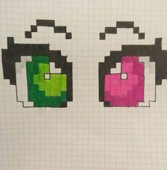 Pixel Art Facile Pixel Art Fleur Facile Youtube Dessin