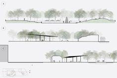 """Renovating Melnea"" by Michael Sadler. BAC Ecological Analysis and Framework Studio #LandArch"