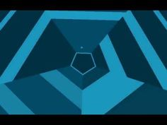 Super Hexagon - Just maneuver the triangle into the gaps of the shrinking and rotating walls...which leads to the one of the hardest, and most addicting, games ever.  Not for epileptic people.