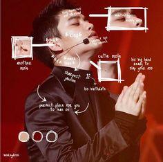 okaaay the captions for this one are quite. Kyungsoo, Kaisoo, Exo Chanyeol, Exo Lockscreen, Do Kyung Soo, Kpop Exo, Jawline, Kpop Aesthetic, Beautiful Eyes