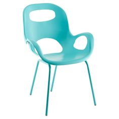 39.99 | Surf Blue Oh! Chair by Umbra