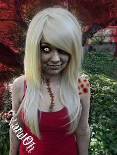 Zombie Wigs Sale 120