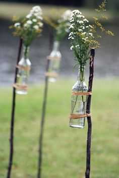 Have you thought of any ideas for the esile? These are always a cute and cheaper decor idea!