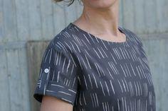 Onyx Shirt by Paprika Patterns