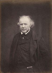 Honoré Victorin Daumier .......... 1850 Portrait (1808-1879) ....... Painter, Printmaker, Caricaturist, Sculptor, Lithographer