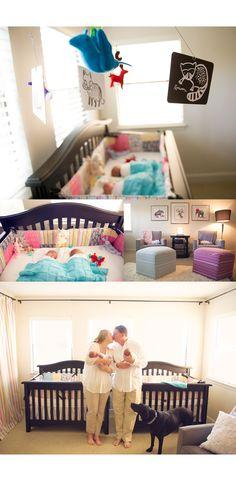twin newborn lifestyle from kelly garvey
