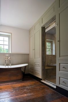 Amazing New Bathroom in An Old House | Content in a Cottage