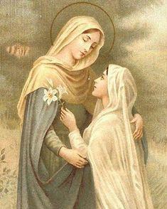Nuestra Señora bendice a Nanci