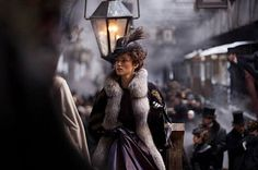 Anna Karenina...holy smokes, these costumes are so moody and gorgeous!