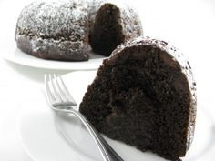 Double Dark Chocolate Chip Bundt Cake…Simple, Skinny and Delicious! Bake a guilt-free cake this weekend. Each yummy slice has 221 calories, 9 grams of fat and 6 Weight Watchers POINTS PLUS.