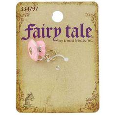 Pink Teacup Charm | Hobby Lobby