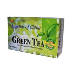 Uncle Lee's Legends of China Green Tea (1x100 Tea Bags)