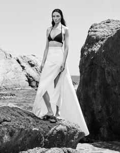 Mariacarla Boscono by Alique for The Edit July 2015 4