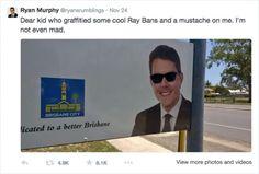 Ryan Murphy Isn't Mad
