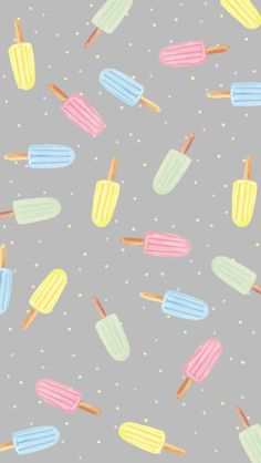 summer, ice cream, wallpaper, downloads free, watercolor, illustration, autumn Iphone Wallpaper Vsco, Watch Wallpaper, Homescreen Wallpaper, Food Wallpaper, Summer Wallpaper, Iphone Background Wallpaper, Emoji Wallpaper, Kawaii Wallpaper, Trendy Wallpaper