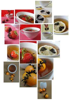 Fruithé de Laure-Anne Caillaud / food design, design culinaire
