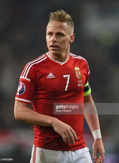 Balazs Dzsudzsak Uefa Euro 2016, Football Players, Polo Shirt, Polo Ralph Lauren, Garra, Sports, People, Mens Tops, Pictures
