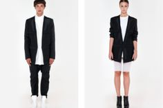 "Odeur Presents ""Parallelism"" SS14"