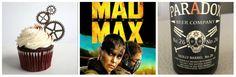 Oscars + Food + Beer Pairings to this years Oscar nominations!  Oscar Themed Menu: Mad Max: Fury Road, Steampunk Cupcakes & Paradox Beer Company Skully Barrel No. 26