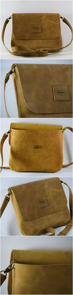Simple Satchel / Handbag - Topaz