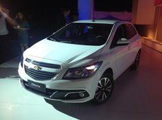 Chevrolet apresenta Onix, um rival à altura para o Gol