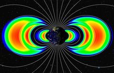 Scientists explain the formation of unusual ring of radiation in space Since the discovery of the Van Allen radiation belts in 1958, space scientists have believed these belts encircling the Earth consist of two doughnut-shaped rings of highly charged particles—an inner ring of high-energy electrons and energetic positive ions and an outer ring of high-energy electrons.  In February of this year, a team of scientists reported the surprising discovery of a previously unknown third radiation…