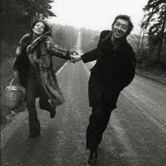 Jane and Serge