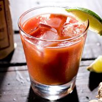 Ginger Bloody Mary by Chow