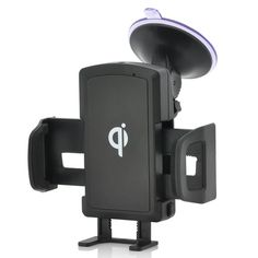Car Mounted Wireless Qi Charger Qi Rider - For Qi Standard Compatible Phones