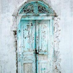 If this door could talk!