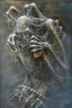 《《 __``<.:`'^ =_> >>- __ 《《 · · ]  Repinned from Dark fantasy art  