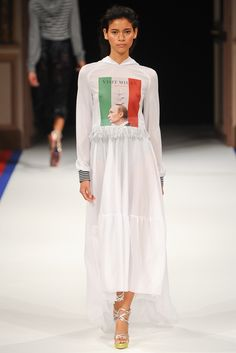 Talbot Runhof Spring 2015 Ready-to-Wear - Collection - Gallery - Look 1 - Style.com