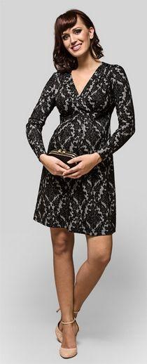 Bella платье в интернет-магазине нарядов для беременных happymam.ru