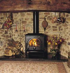 Jotul F8  #KernowFires #jotul #fireplace #woodburner #stove #cornwall #traditional #freestanding #kernowfires