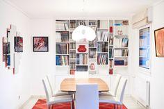 Bibliothèque - Boekenkast - Library