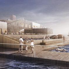 Helsinki Allas on Kauppatorin kupeeseen Helsingin paraatipaikalle kesällä 2016 nouseva merikylpylä, johon kuuluu on kolme suurta uima-allasta, saunat, ravintola, kahvila ja Itämerta esittelevä Itämerikeskus.