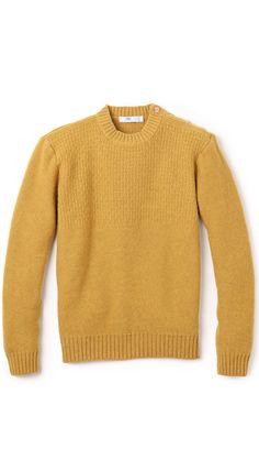 Inis Meain Gansey Sweater