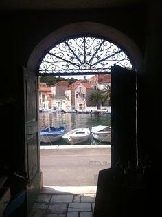 Milna, Brac, Croatia Dalmatia Croatia, Croatian Recipes, Wine Recipes, Suitcase, Places, Food, Essen, Meals, Briefcase